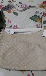 Repriced! Brandnew Coach Celeste Hobo On Hand