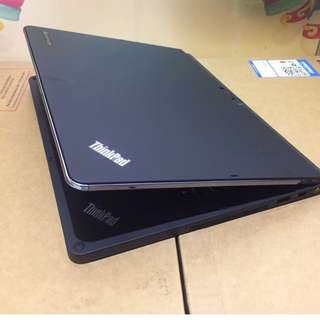 "Lenovo S230U Twist 12.5"" i3-3217U 多配置 IPS (1366*768) Touch screen (二手)95%NEW  2in1 Tablet/Netbook"