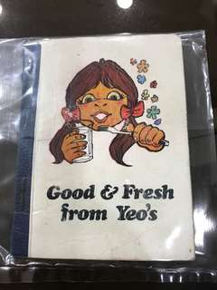 Vintage Yeo's