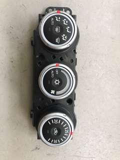 Evo X aircon controls