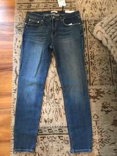 ZARA denimJeans this season sz 40