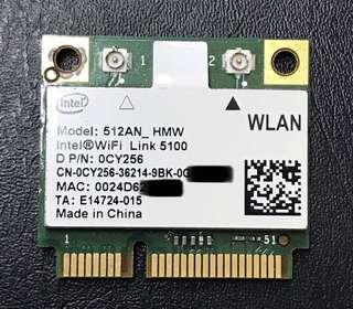 Intel WiFi link 5100 #512AN_HMW
