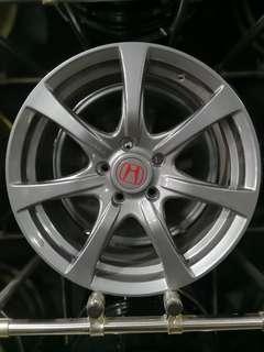17 inch HONDA RACING SPORT RIM