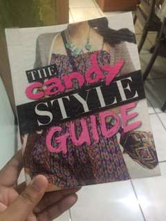 The Candy Style Guide Magazine