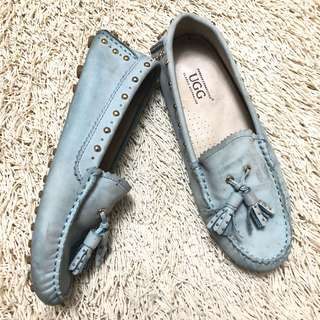 Authentic UGG Super Comfy Loafers Driving Shoes Flats