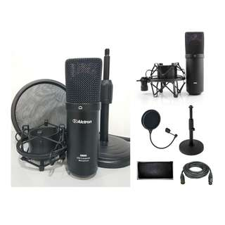 Alctron MC001 CONDENSER MIC package
