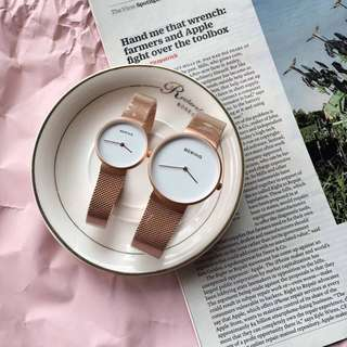 Bering Super Nice Couple Watch Promotion PO