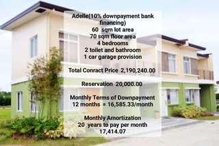 HOUSE AND LOT NA MALAPIT SA LAHAT