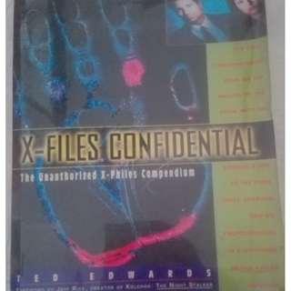 X-Files Confidential