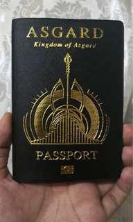 ASGARD PASSPORT HOLDER