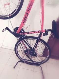 Raleigh Hybrid Bicycle