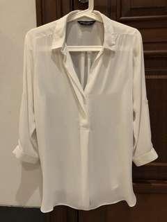 White Shirt Dorothy Perkins