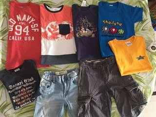 🚨 Boys bundle, gap, old navy, Disney, H&M