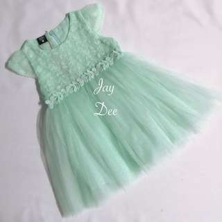 ❤️Tutu Dress (Mint Green)❤️