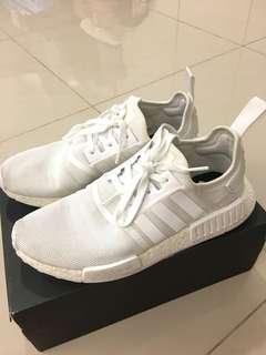 NMD R1 triple white
