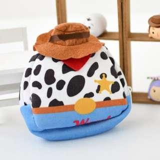 Woody mini pouch