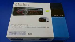 Clarion CD/MP3/WMA Receiver