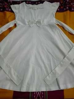 KABOOSH WHITE DRESS