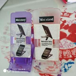 三段式手機/平板支架