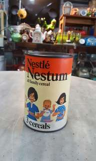 Old Nestum Tin