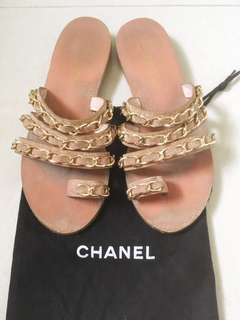 Chanel SS18 Sandals