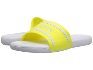 Lacoste L.30 Sliders womens  Sizes available: US 5, 6, 7, 8 and 9