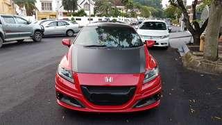 Honda Crz 1.5 Hybrid Facelift