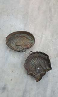 Old Brass Mold