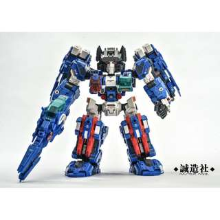 [Preorder] MasterMade Master Made, SDT-05 Odin (Fortress Maximus)