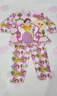 baju tidur snow white