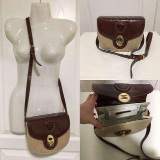 Boho vintage style crossbody purse