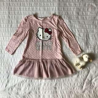 Pink Hello Kitty Dress