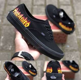 Vans Authentic Thrasher Full Black