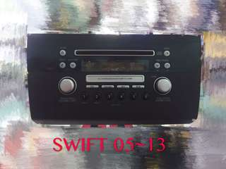 SUZUKI SWIFT 05-13 ORIGINAL CD PLAYER