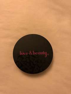 BUNDLE!! Bronzer with sheen and eyeshadow (can be used as blush)