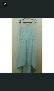 New w/o tag H&M Long Back Summer Dress