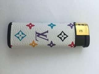 LV Louis Vuitton Multicolor Monogram Lighter
