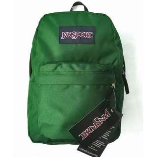 JanSport Bag - Green