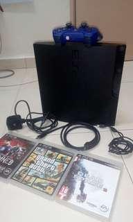 used playstation 3 untuk dijual