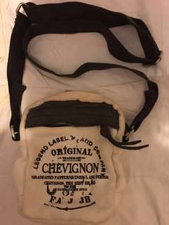 Chevignon bag 斜孭袋