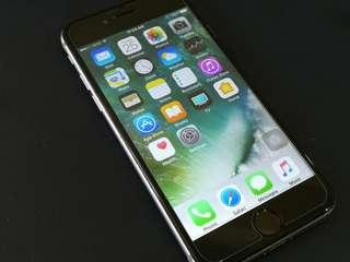 iPhone 6 / 64GB  ( Space Grey )