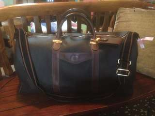 Authentic DUNHILL Travel bag(big size)
