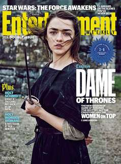 Game of Thrones Entertainment Weekly Magazine