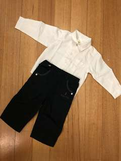 Boy Cloths (12-18mths)