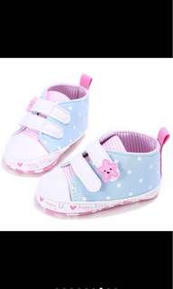 Baby girl shoes soft shoes prewalker first shoes infant newborn toddler