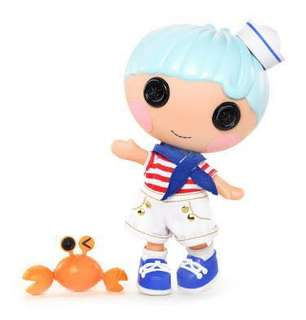 Pre-Loved Lalaloopsy Littles Matey Anchor