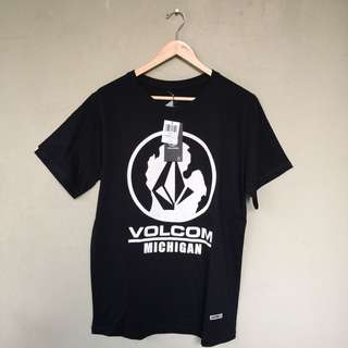 Volcom Michigan Black Tee