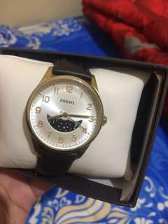 Preloved Fossil Woman Watch