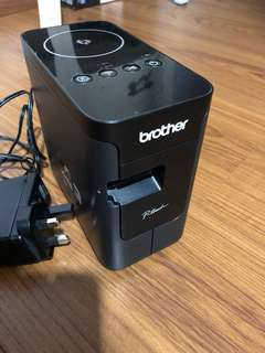 P-Touch Brother Wireless Labeller