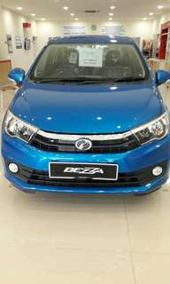 Perodua Bezza Full loan
